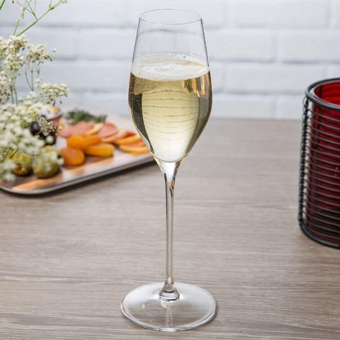 Бокалы для шампанского «Superiore», 12 шт, 300 мл