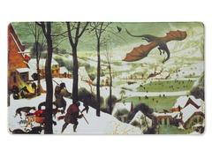 Dragon Shield Play Mat - Hunters in the Snow