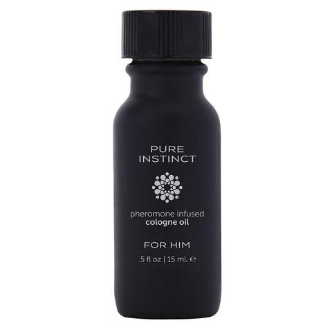 Мужское парфюмерное масло с феромонами PURE INSTINCT - 15 мл.