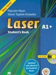 Laser New Edition A1+ Student's Book + eBook
