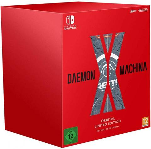 Daemon X Machina. Orbital Limited Edition (Nintendo Switch, английская версия)