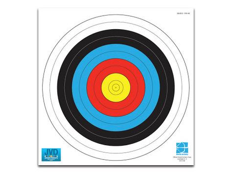Мишень для стрельбы из лука JVD Target Face Fita 122 cm