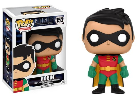 Фигурка Funko POP! Vinyl: DC: Batman Animated: BTAS Robin 11571