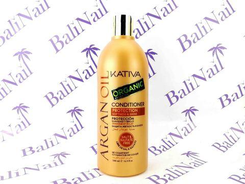Kativa ARGAN OIL Увлажняющий кондиционер для волос с маслом Арганы, 500 мл