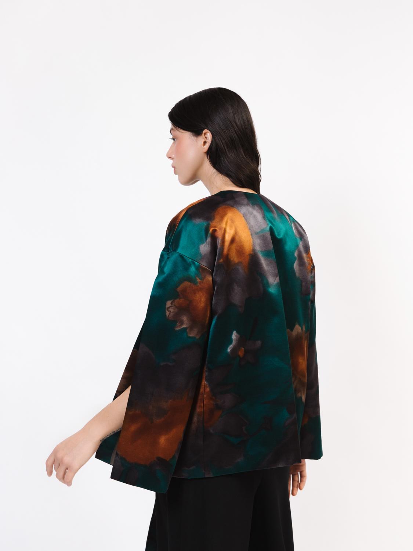 Куртка с лёгким утеплителем