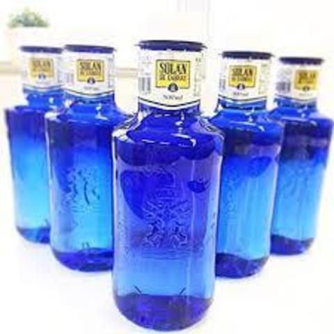 Solan de Cabras Вода Питьевая, 0.3л