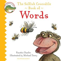 Selfish Crocodile Book of Words (board book)