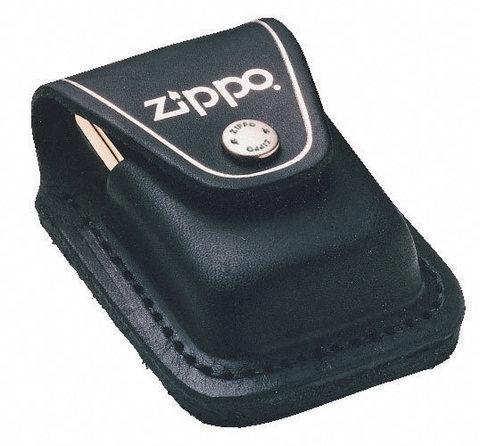 Чехол для зажигалки Zippo LPCBK*, черный, 57х30х75 мм123