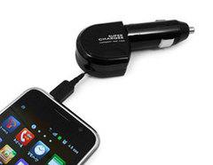 Зарядное устройство microUSB AJ-335