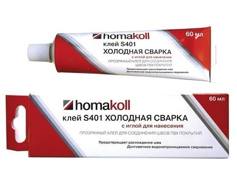 Клей Хомакол S401 с иглой (60 мл)