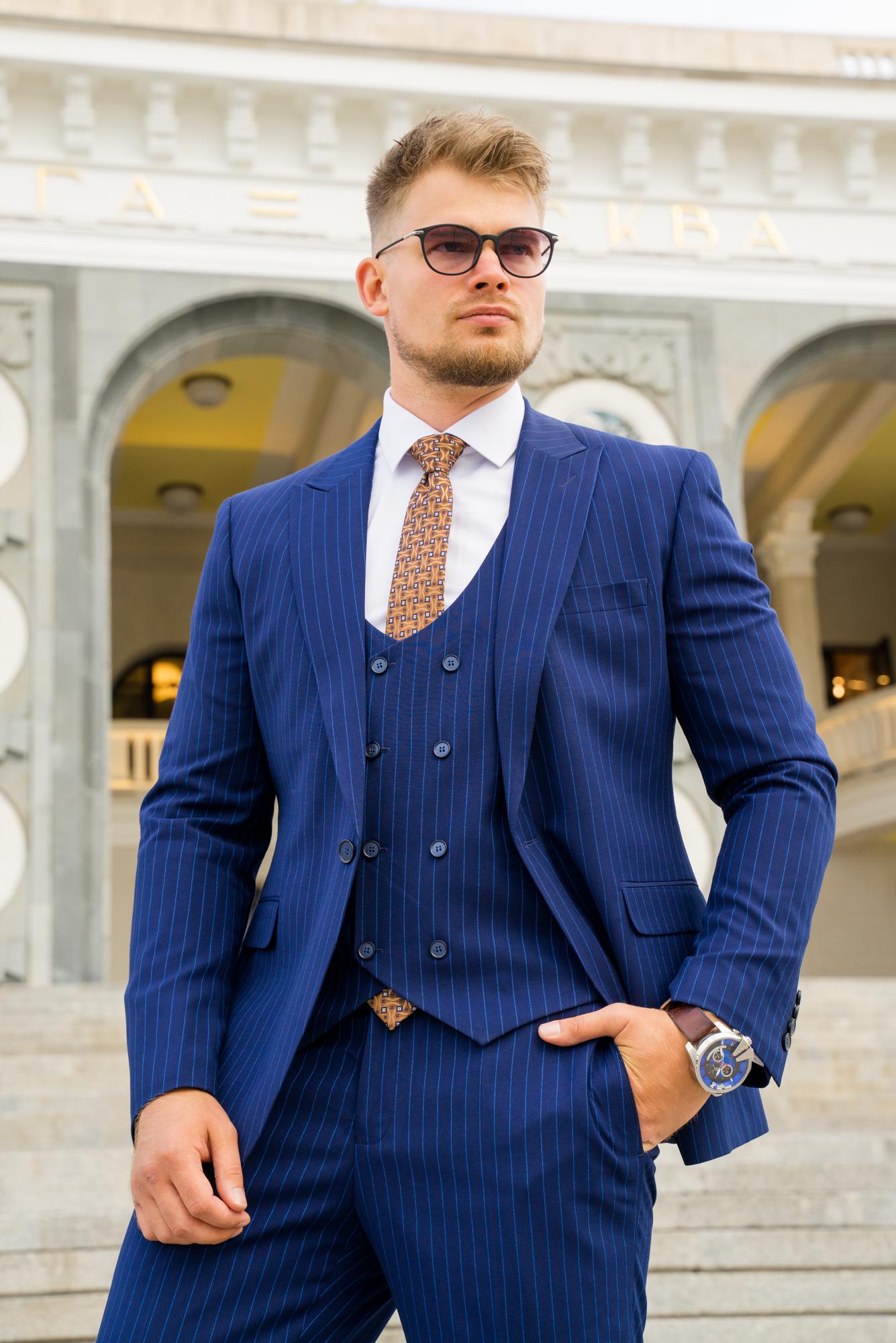 Мужские костюмы оптом Костюм мужской Tossaro DSC04510.JPG