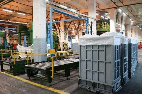 Пример проектной документации. Строительство завода по производству синтетического волокна