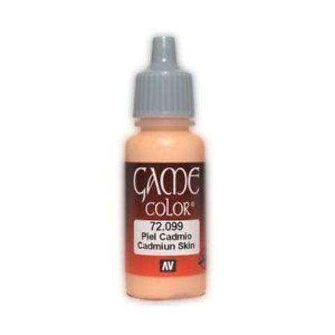 Game Color Cadmium Skin 17 ml.