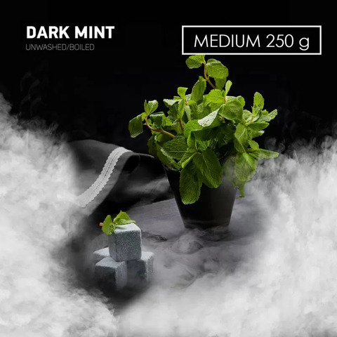 Табак Dark Side MEDIUM DARK MINT 250 г