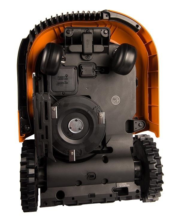 Роботизированная газонокосилка Worx Landroid L WR155E 2000м²