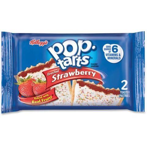 Печенье Pop Tarts Strawberry 104 гр