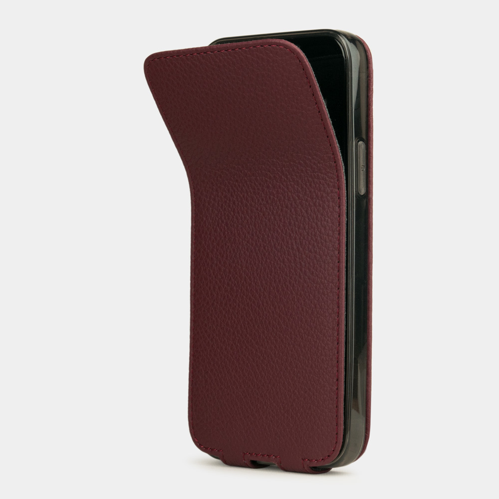 Case for iPhone 12 mini - bordeaux
