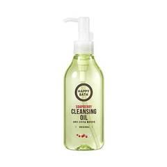 Гидрофильное масло HAPPY BATH Soapberry Cleansing Oil 200ml
