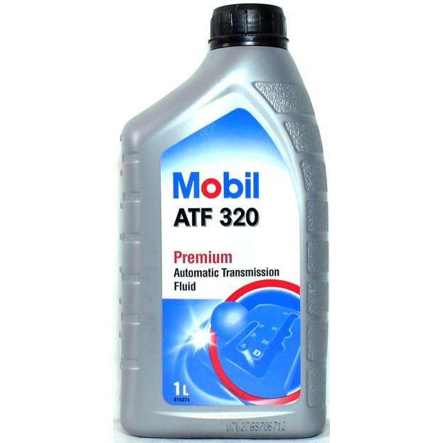 Купить на сайте Ht-oil.ru официальный дилер MOBIL ATF 320 минеральное трансмиссионное масло для АКПП артикул 146476, 152646 (1 Литр)