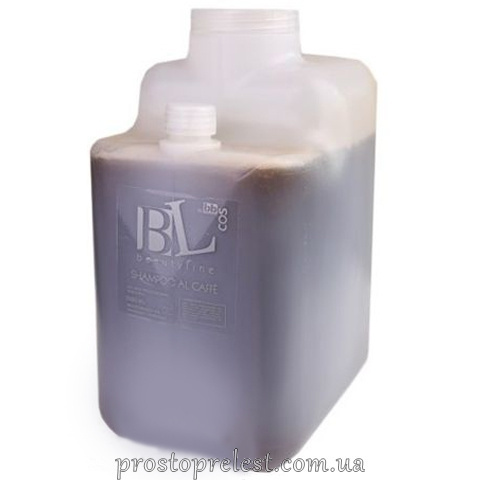 BBcos Beauty Line Shampoo Al Caffe - Шампунь для волосся кавовий