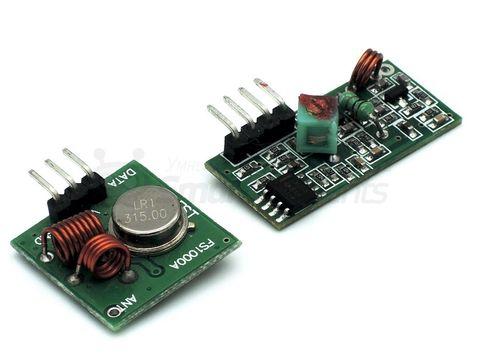 Комплект беспроводной RF 315 MHz