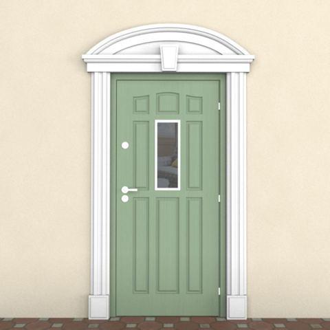 Наличник на дверь из пенопласта