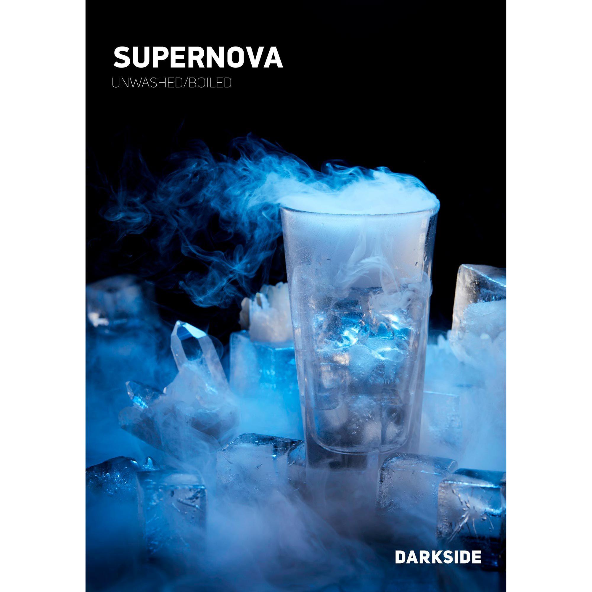 Табак для кальяна Dark Side Core Supernova, магазин FOHM
