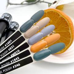 Гель-лак (Gel polish) #W010, 10 ml