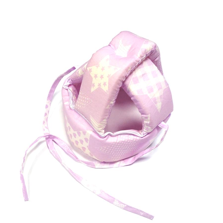 Farla Шлем для защиты головы малыша Mild Галактика mild_rosestar.png