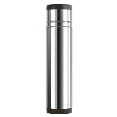 Термос Emsa Mobility (1 литр), черный/стальной