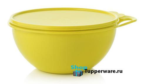 чаша милиан 2,75л в желтом цвете