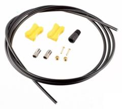 Установка/замена дискового тормоза с укорачиванием гидролинии