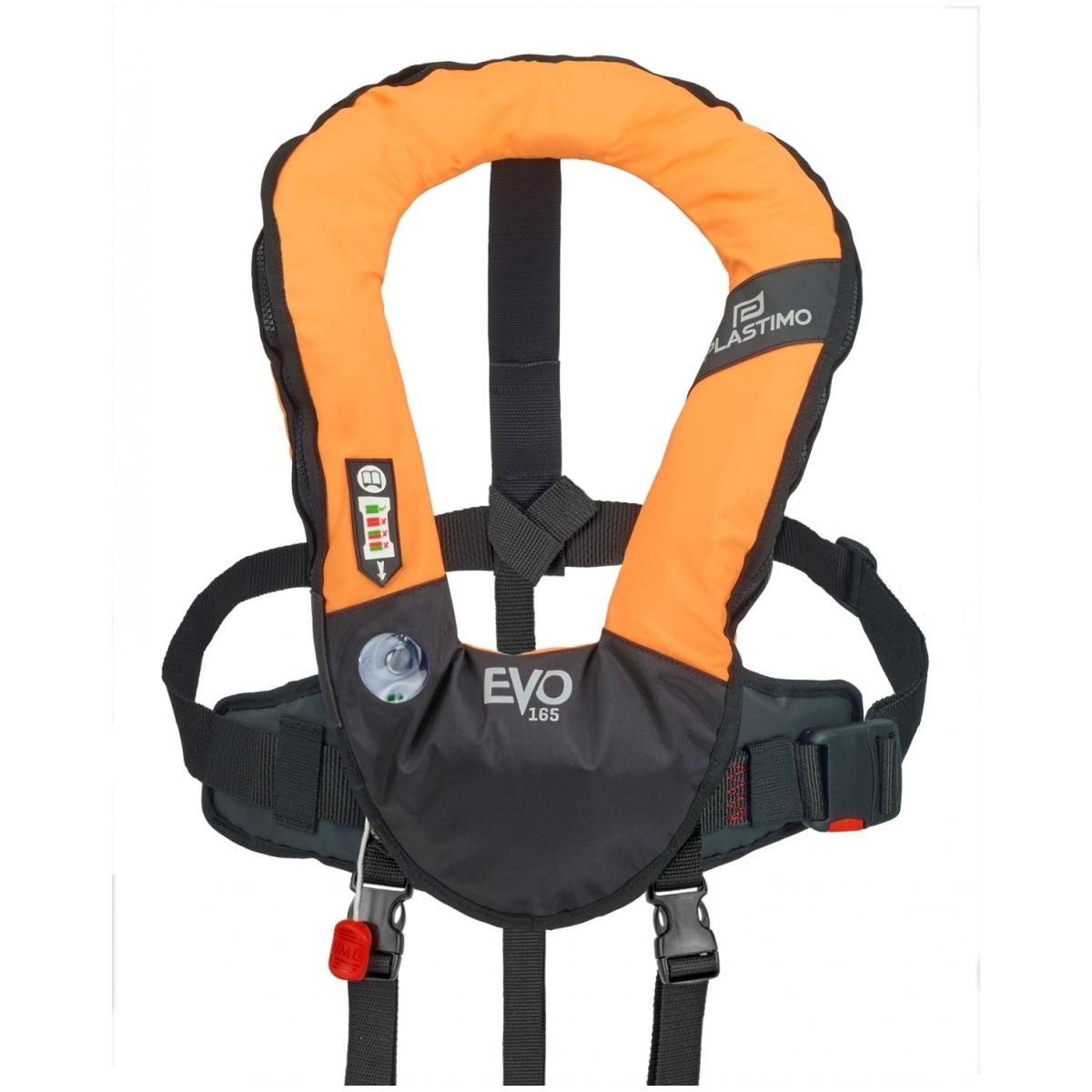 EVO inflatable lifejacket