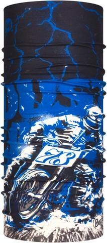 Многофункциональная бандана-труба Buff Original Racer Blue фото 1
