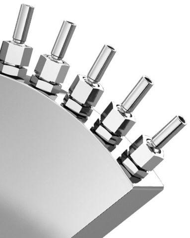 Веерная фонтанная насадка Finger MF 109, 1