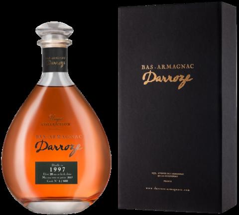 Francis Darroze Bas-Armagnac Vintage декантер