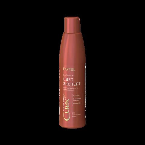 Бальзам Поддержание цвета для окрашенных волос CUREX COLOR SAVE, 250 мл