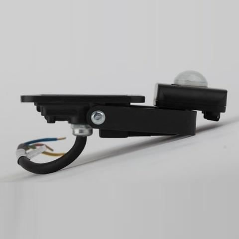 Прожектор светодиодный с датчиком движения Эра LPR-041-2-65K-030 6500K 30W IP65