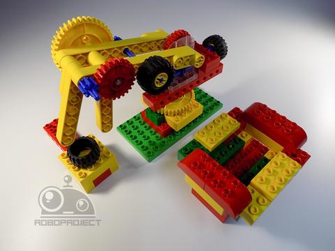 Лего Первые механизмы