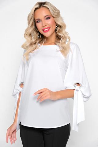 <p><span>Новое поступление коллекции сезона 2021 - модная женская туника. Нежная трикотажная женская блузка создана из высококлассного материала. Она пошита в классическом стиле, и подходит для девушек с различными типами фигур. Блузку можно ноить вместе с повседневными вещами и созавать праздничный образ. Легкая струящияся блузка представлена в базовык цветах и с ярким, активным принтом она подходит под любой образ. Деловой, прогулочный, строгий и другие стили, можно чередовать, благодаря такой покупке. Широкая цветовая гамма помогает выбрать именно тот цвет, который подойдёт Вам. Пошив происходит из премиального турецкого материала, который подобран исключительно для данной кофты. В ней максимально комфортно ходить в тёплую осеннюю погоду, а в холода можно дополнять образ одевая пальто, пиджак или лёгкую куртку. Чтобы выглядеть модно и стильно - одевайтесь в бренде ELZA.</span></p>