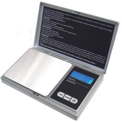 Портативные весы Profi-mini 0.1-500гр