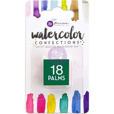 Акварельные краски штучно Prima Watercolor Confections Watercolor Pan Refill - Цвет 18