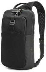 Однолямочный рюкзак Pacsafe Venturesafe X sling pack Черный