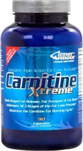 L- карнитин Inner Armour Carnitine Xtreme