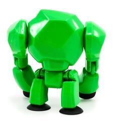 Халк зеленый  StikBot