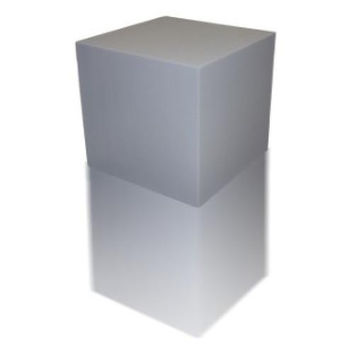 Басловушка Куб ECHOTON FIREPROOF 40x40x40cm   из материала  меламин   серый