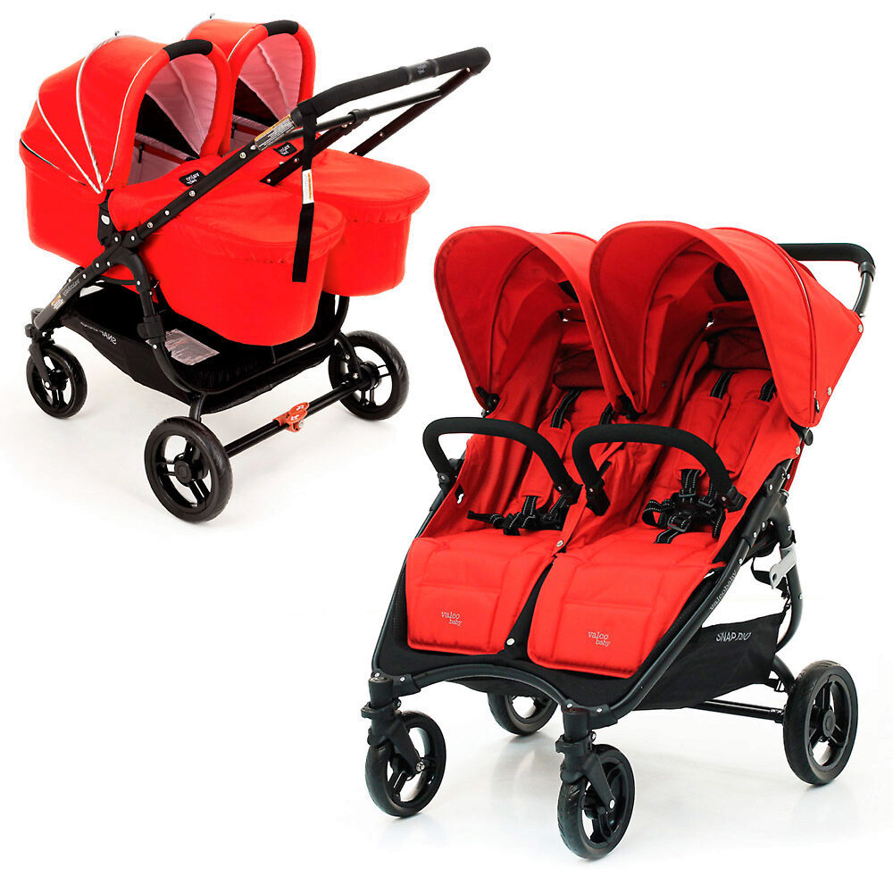VALCO BABY SNAP DUO 2 в 1 VALCO BABY SNAP DUO 2 в 1 valco-baby-snap-duo-2in1-fire-red.jpg