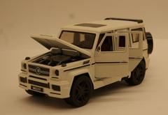 Металлическая Машина Mercedes-Benz G-class