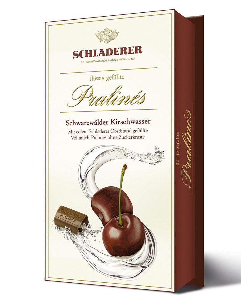 Конфеты Asbach из Молочного Шоколада с Начинкой