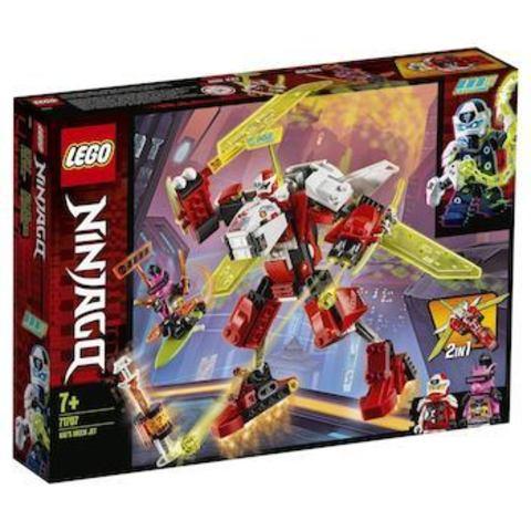 Lego konstruktor Ninjago Kais Mech Jet